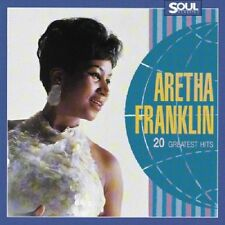 Aretha Franklin 20 Greatest Hits CD NEW SEALED Respect/I Say A Little Prayer+