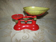 Vintage Collectable Victor England Kitchen Scales
