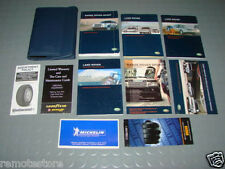 2007 Range Rover Sport Land Rover Owners Manual - SET