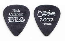 Black Label Society Nick Catanese Signature Guitar Pick - 2002 OzzFest Tour BLS