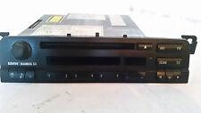 BMW SERIE e46 3 Business Lettore CD Radio Stereo Testa Unità Stereo