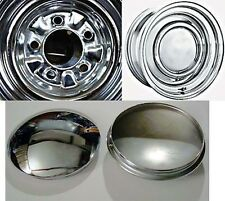 """4 BLEMS Smoothie Baby Moons for American Racing Wheels + More 7.5 """" Inside Snap"""