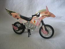 Power Rangers Bandaï 1994 Moto Ranger Rose Rare Mighty Morphin Kimberly's bike