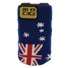 AUSTRALIA FLAG MOCK SOCK AUSSIE OZ CASE COVER MOBILE PHONE iPHONE DIGITAL CAMERA