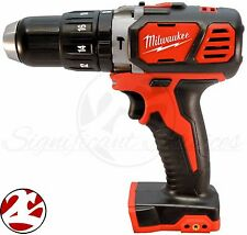 "New Milwaukee 2607-20 M18 18 Volt 1/2"" Cordless Compact Hammer Drill Driver"