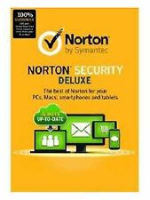 New Norton Security Deluxe - 5 Devices [Key]