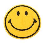 Smiley Face Embroidered Iron Transfer Sew On Patch Clothes Bag T Shirt Badge
