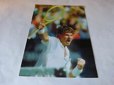 JIMMY CONNORS - Carte !!!!!! FLUSHING MEADOWS 1991 !!!!!!!!!!!!!!!!