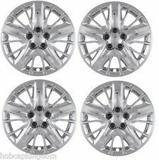 """NEW 2014 2015 Chevrolet IMPALA Chrome Wheelcover Hubcap SET Of 4 18"""" Covers"""