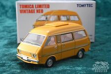 [TOMICA LIMITED VINTAGE NEO LV-N99b 1/64] TOYOTA TOWNACE WAGON (Yellow)