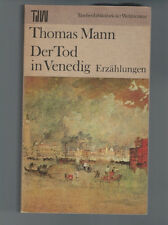 Thomas Mann - Der Tod in Venedig - 1980