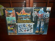 Voltron 3-D Jigsaw Stand Up Puzzle.......