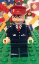 Lego Subway Train Conductor Minifigure Lot Marvel Universe Spider-Man 4855