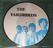 The Yardbirds No 4 Picture Disc LP 1982 Switzerland Compilation Jimmy Page