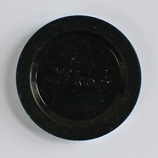 Nikon Rubber/Soft Plastic Push On Black Body Cap (Genuine & Original)