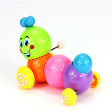 Special Wind-up Caterpillar Toys Developmental Educational Toy Baby Kids Gift TR