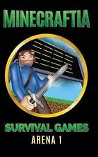 Minecraft Hunger Games: Minecraftia: Survival Games Arena 1 by Jason Jade,...