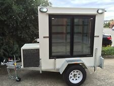 6 x 4  mobile cool room Coolroom Portable coolroom trailer walk in
