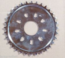 80cc Motor bicycle GAS ENGINE parts - 32 teeth dish sprocket only ( no mount)