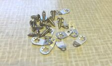 Guitar Grounding Lugs used with shielding paint or foil (10 with screws)
