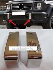 Chrome covers for front bumper AMG G63 Mercedes Benz W469 G class