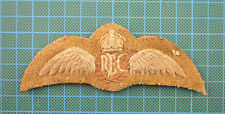 WW1 Early Royal Flying Corps Cloth Wings 1.7803