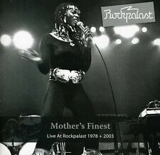 Live At Rockpalast - Mother's Finest (2012, CD NEUF)2 DISC SET