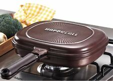 [happycall] double-sided Jumbo Grill Pan with Special silicon pressure packing