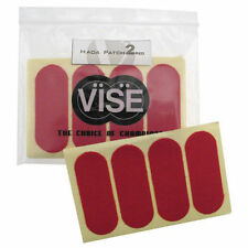 "2 PACK- Vise Bowling Red #2 1"" Hada Patch Tape Pre Cut 80 Pieces"