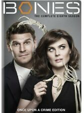 Bones: The Complete Eighth Season [6 Discs] (2013, DVD NEUF) WS6 DISC SET