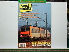 Revue VOIES FERREES 081 Parc électrique Brive Montauban 67000 Lima contre Jouef