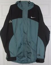 Vintage 00s Nike ACG Windbreaker Jacket Size M (8-10) Packable Fanny Clima Fit