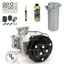 1996 96 1997 97 GMC Sonoma 4.3L New AC Compressor Drier & Fixed O.T A/C Kit