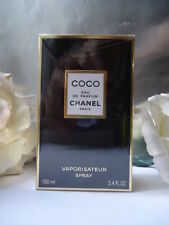 CHANEL COCO EDP 100ml 100% AUTENTICO SCATOLA SIGILLATA lusso Chanel Borsa Regalo Wrap &