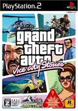 Used PS2 Grand Theft Auto: Vice City Stories SONY PLAYSTATION JAPAN IMPORT