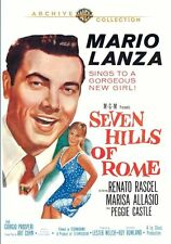 SEVEN HILLS OF ROME - (1958 Mario lanza) Region Free DVD - Sealed