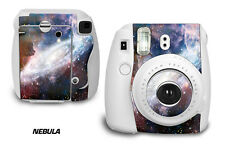 Custom Skin Sticker Wrap Decal For Fujifilm Instax Mini 8 Instant Camera NEBULA