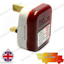 UK Mains Electrical POWER Plug-In SOCKET TESTER Test Safety Check Fault DETECTOR