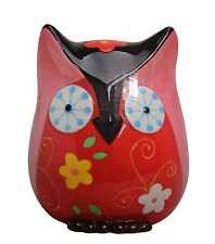 Spardose  Eule groß Keramik / Geschenke / Deko