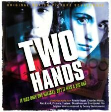 TWO HANDS: SOUNDTRACK – 15 TRACK CD, POWDERFINGER, CROWDED HOUSE, KATE CEBERANO