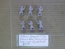 25mm Irregular Miniatures Colonial Wars  French Foreign Legionaires advancing