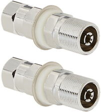 NEW 2-Pack Firestik CB Antenna K-4A Heavy Duty SO-239 Stud Mount PL-259 Coax