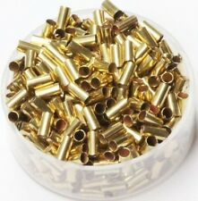 """BRASS """" TUBE SPACER"""" 2 MM I/D X 5 MM LENGTH   Pkg. Of 100  Solid Raw Brass"""