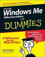 Microsoft Windows Me For Dummies by Rathbone, Andy