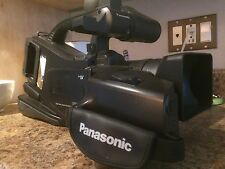 FREE SHIP Panasonic Pro AG-DVC20P 3CCD mini dv Camcorder 10x Optical Zoom