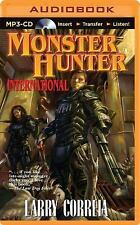 Monster Hunter International 1 by Larry Correia (2014, MP3 CD, Unabridged)
