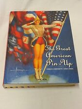 The Great American Pin-Up - Taschen Art Book of Girls - Hardcover Book