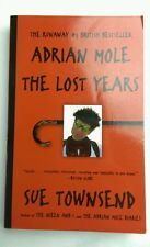 Adrian Mole : The Lost Years by Sue Townsend (1996, Paperback) NEW free shipping