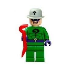 LEGO® DC Universe™ Batman™ Superheroes 6857 THE RIDDLER Minifigure w crowbar NEW