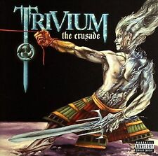TRIVIUM - The Crusade [PA] (CD, Oct-2006, Roadrunner Records)Brand New
